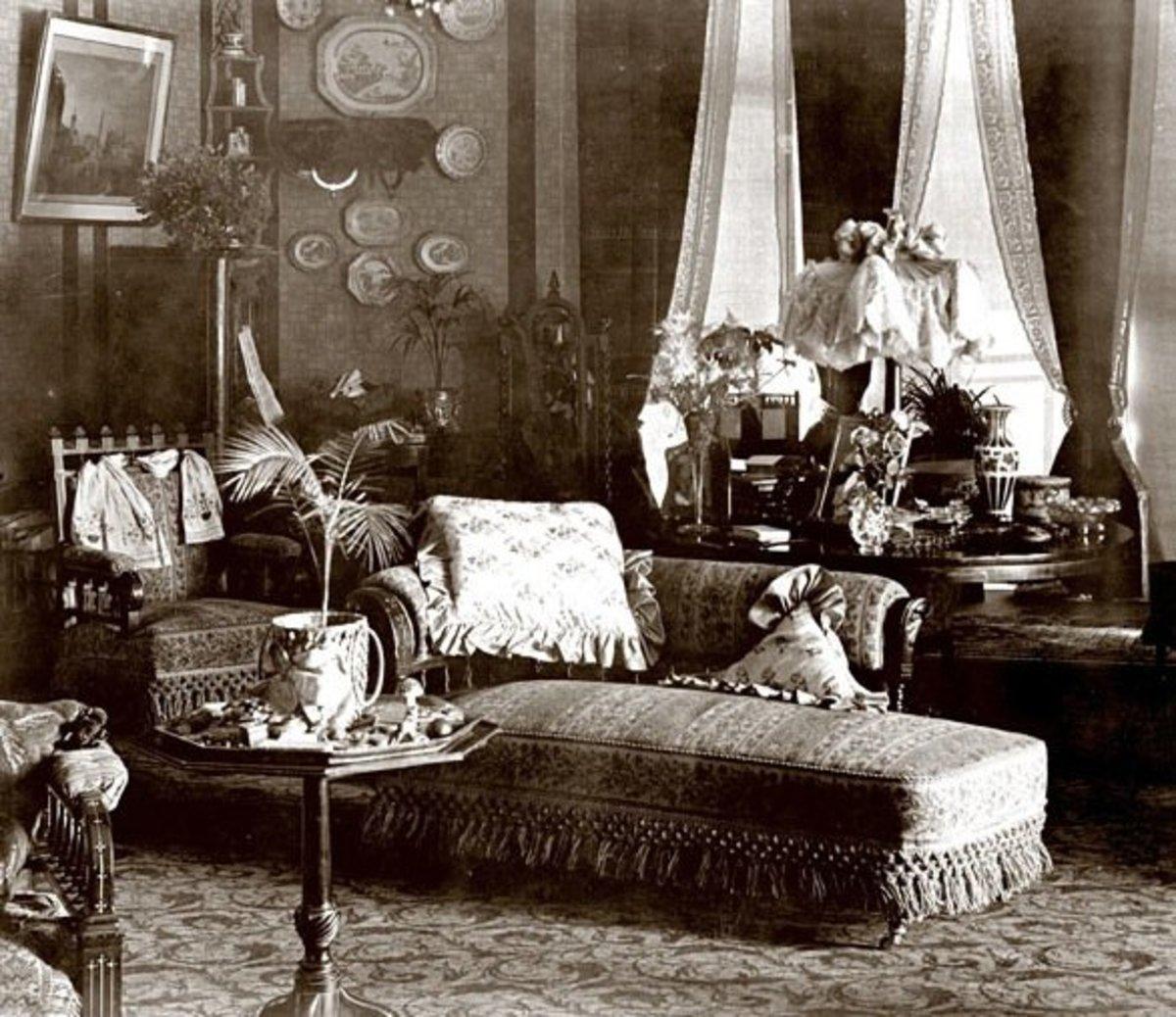1895 Interior.