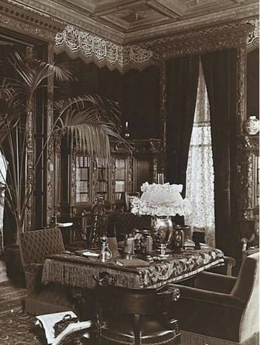 The 4 Basics Of Victorian Interior Design And Home D Cor