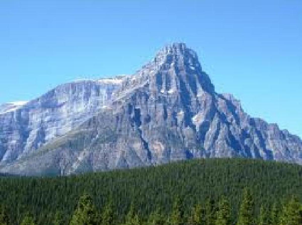 MOUNT NIRVANA NW TERRITORIES