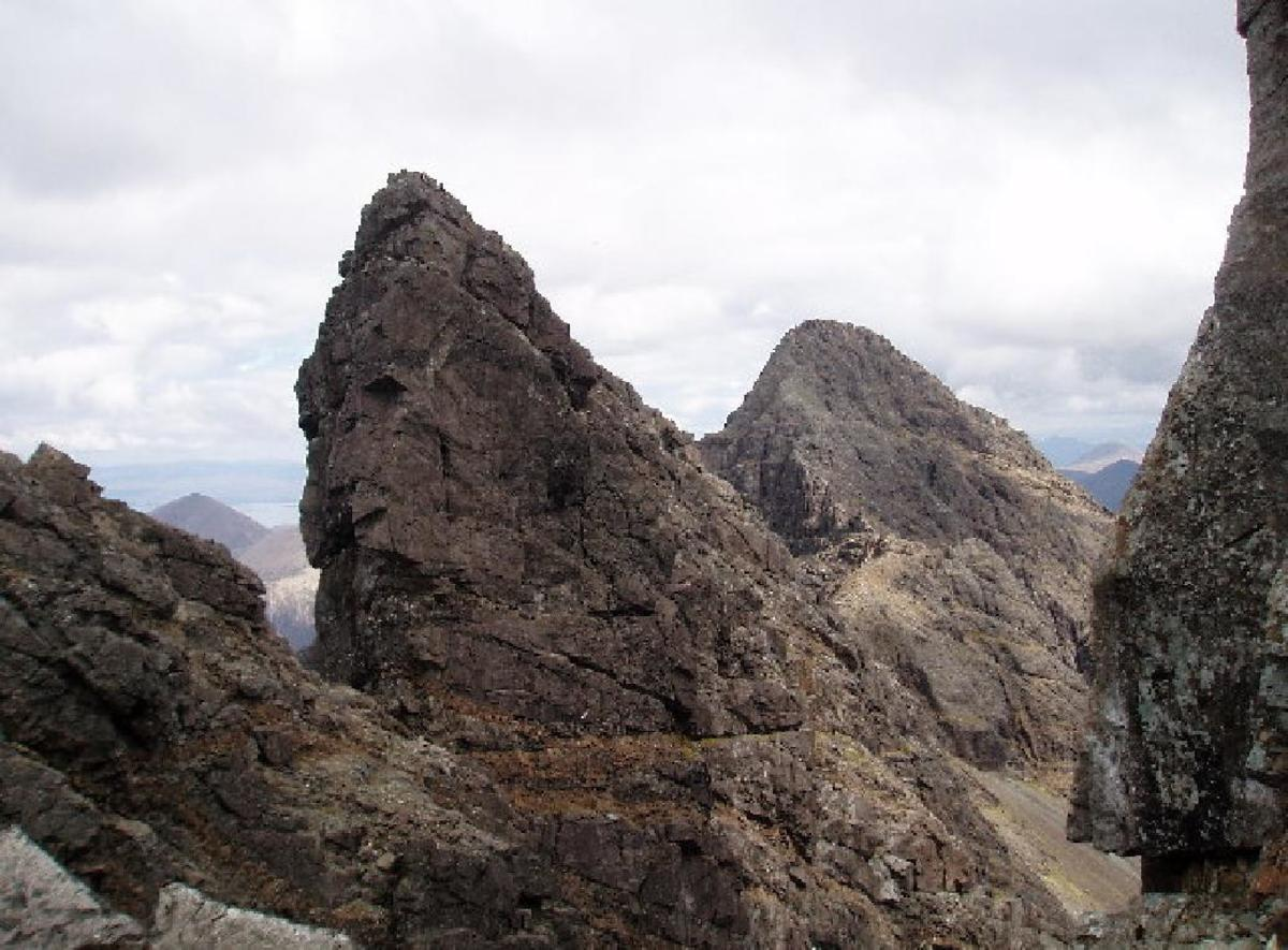 the Bastier TOOTH in the Cuillins