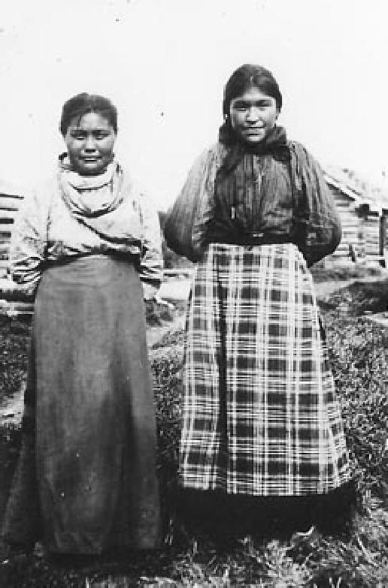 Slavey Girls