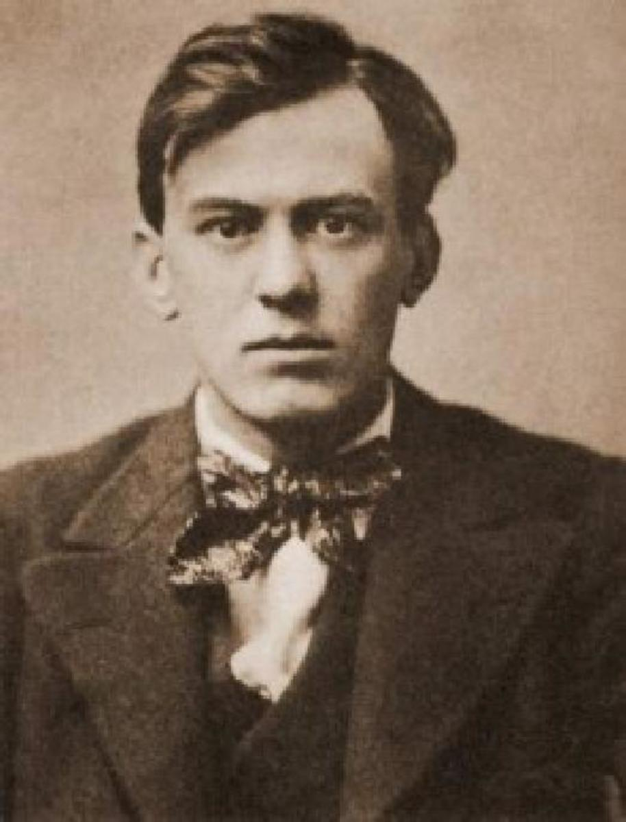 Young Aleister Crowley