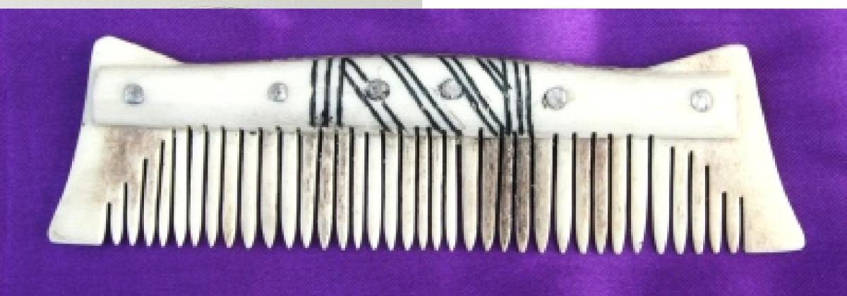 Antler Comb