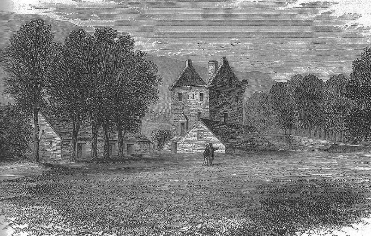 LADYLAND Castle 1820s.