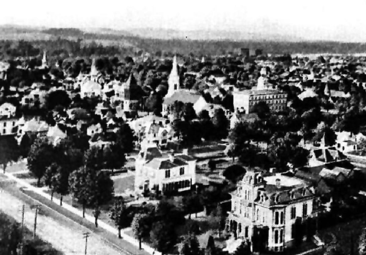 SALEM 1900