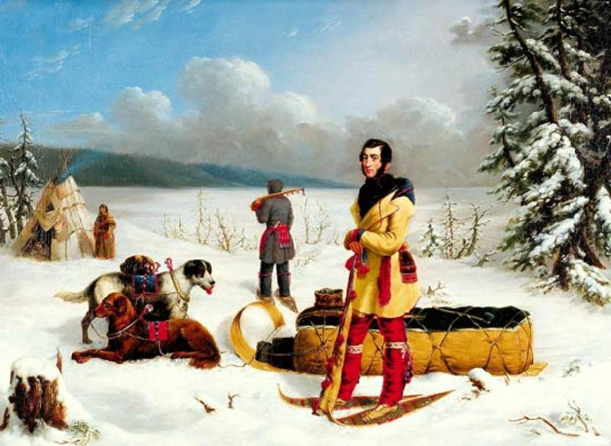 The Surveyor (winter 1843/44)