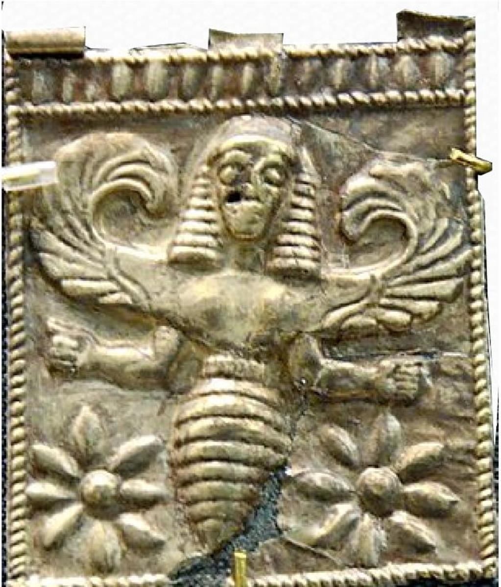 a Bee Goddess