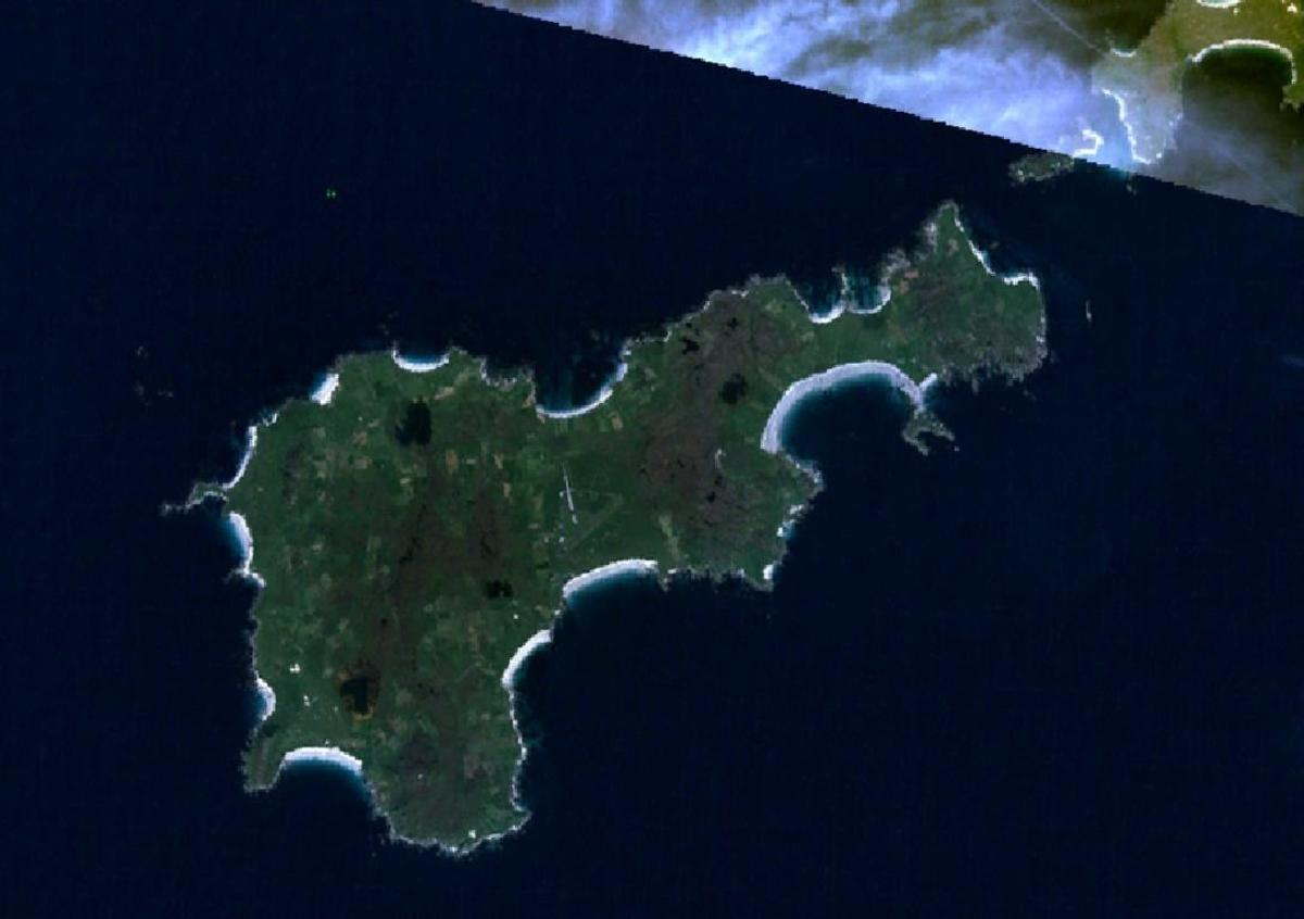 TIREE from outer-space