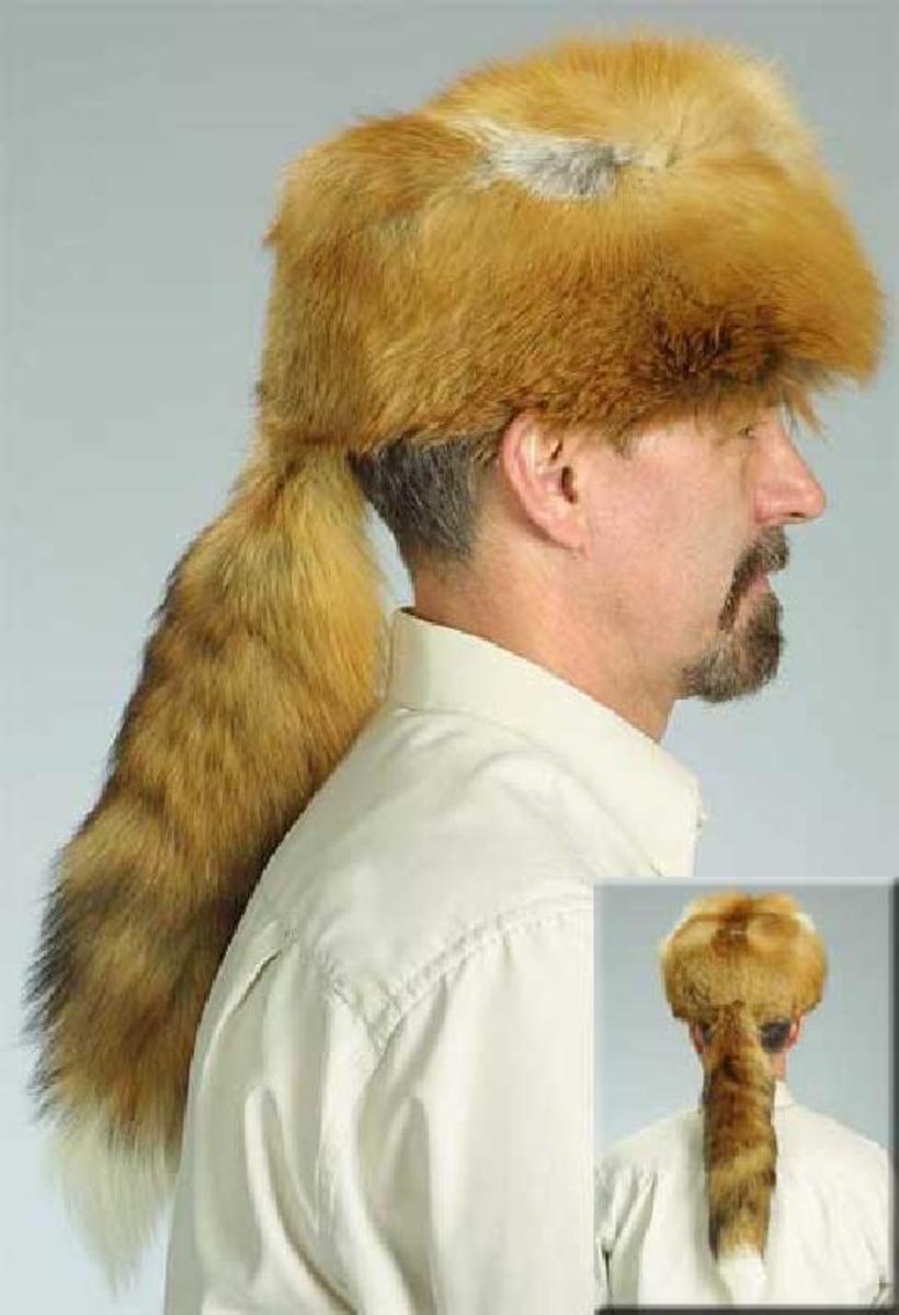foxy head-gear