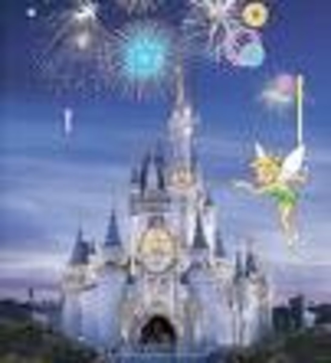 The magical world of Disney!