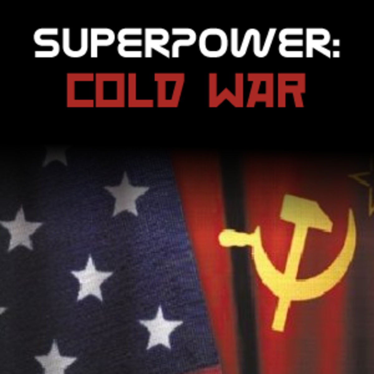 The cold war ideas lasted since from the second World War; today both super powers are broke and ineffective