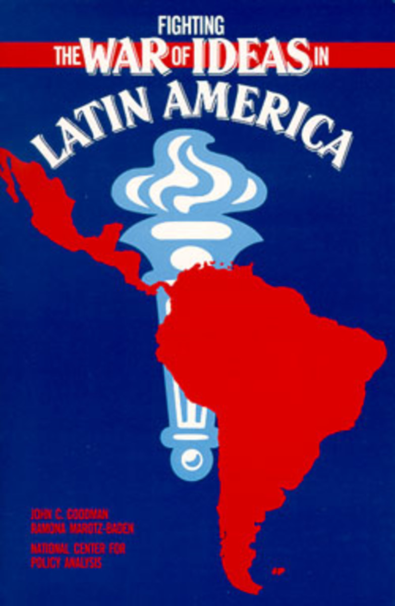 The ideas concerning Latin America are still in a state of flux