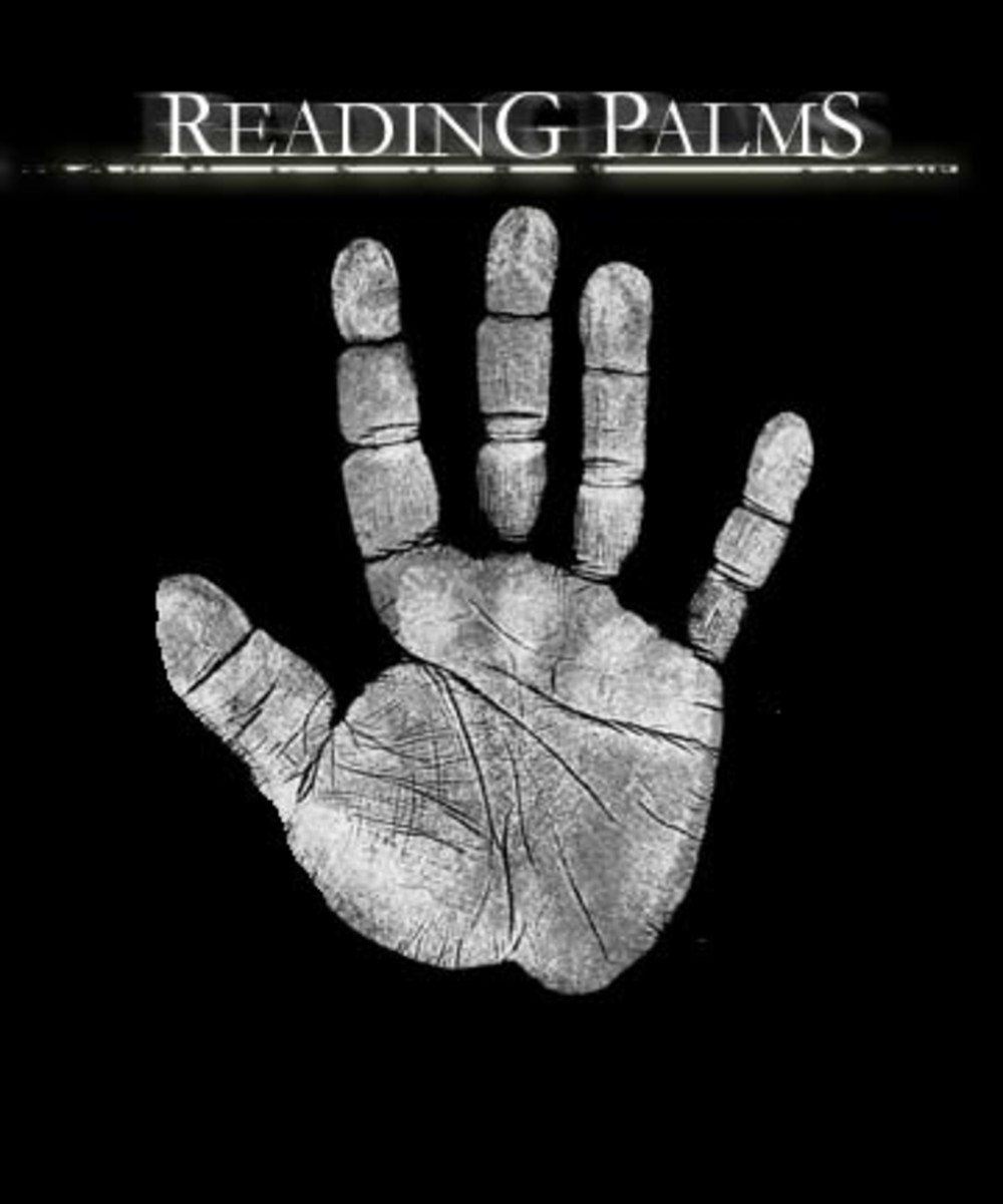 Reading Palms Made Simple and Easy