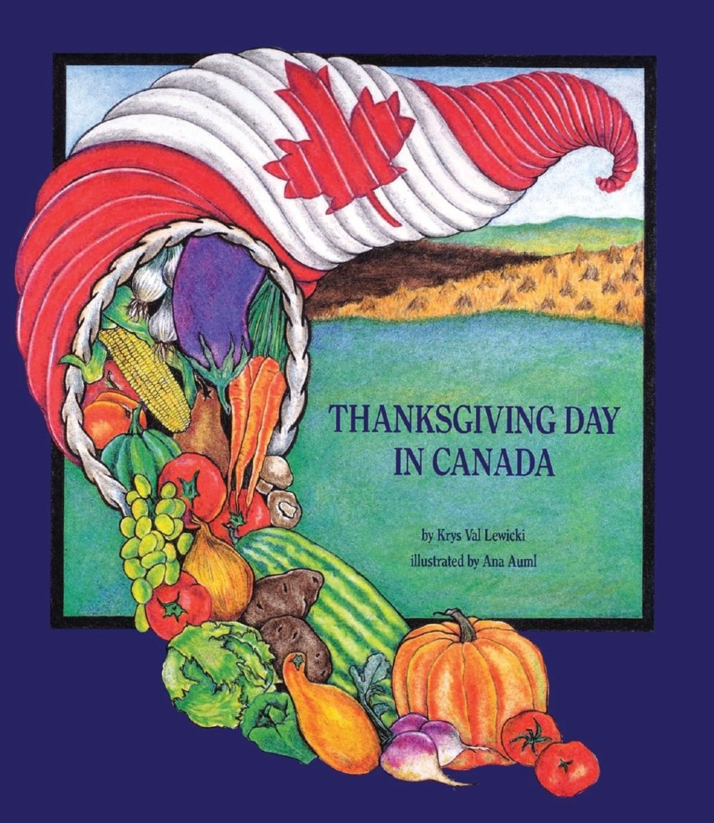 Thanksgiving Day in Canada Children's Book Review