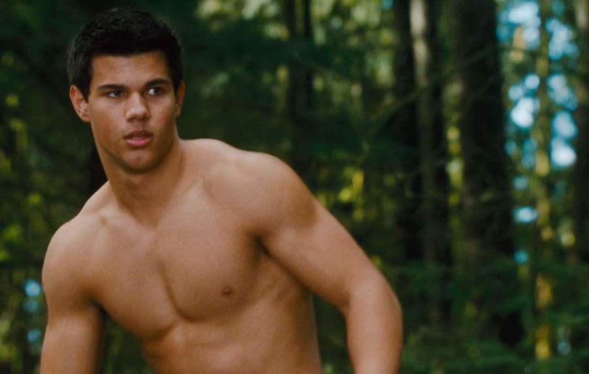 Jacob Black Fan Page - Go Team Jacob!