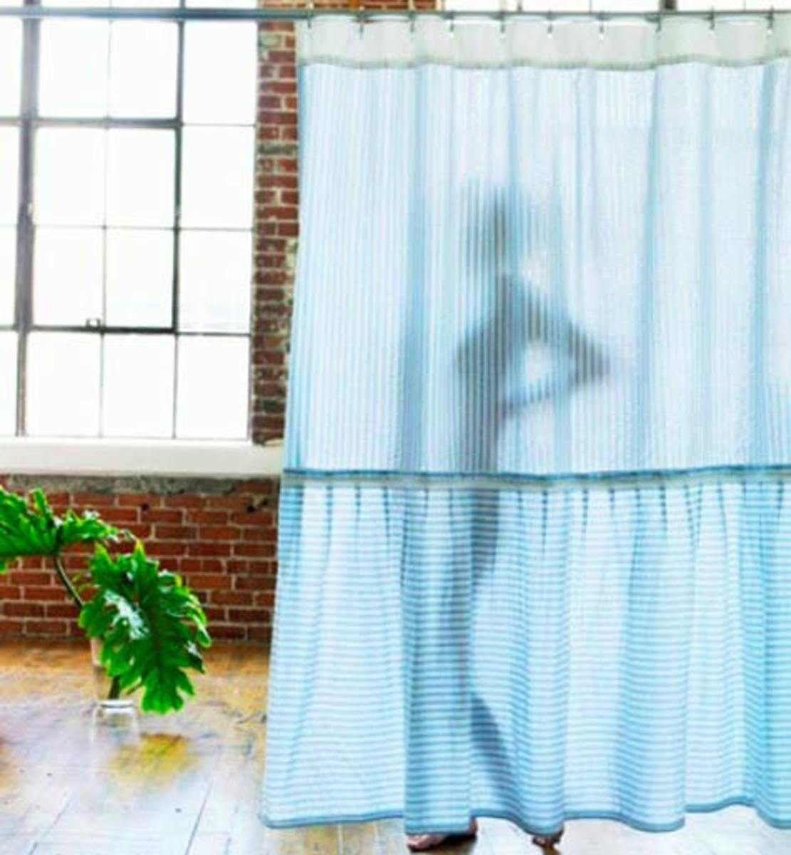 12 Flirty Fun Sexy Pretty Shower Curtains To Spice Up