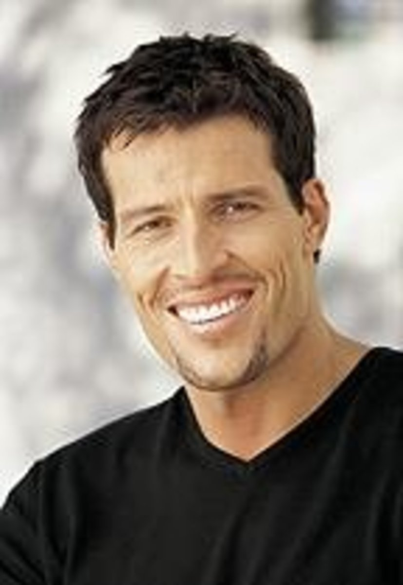 Tony Robbins Ultimate Edge Scam