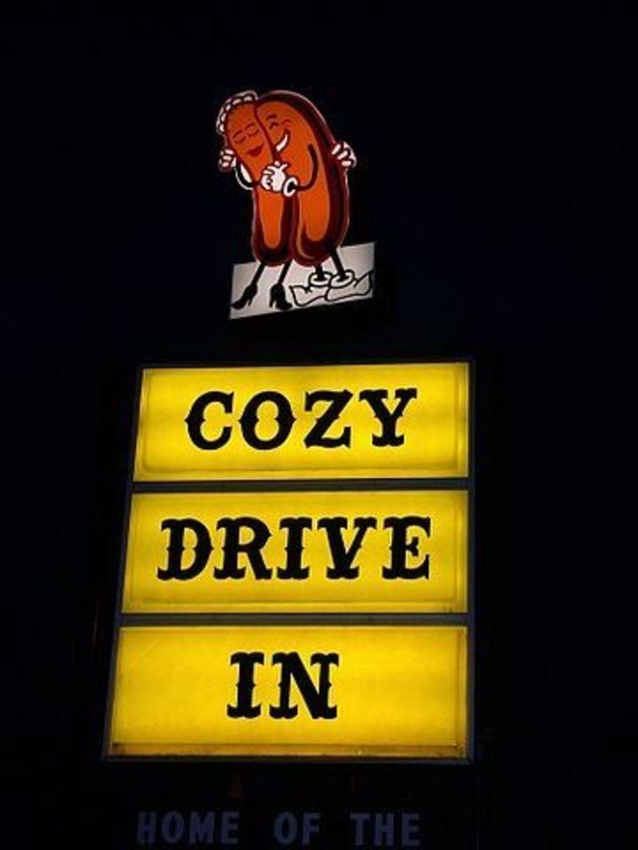 Man Vs Food Springfield Il Cozy Dog