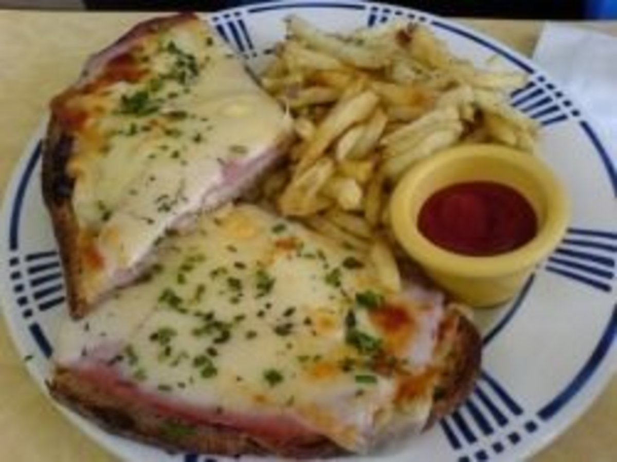 Horseshoe Sandwich Recipes and History