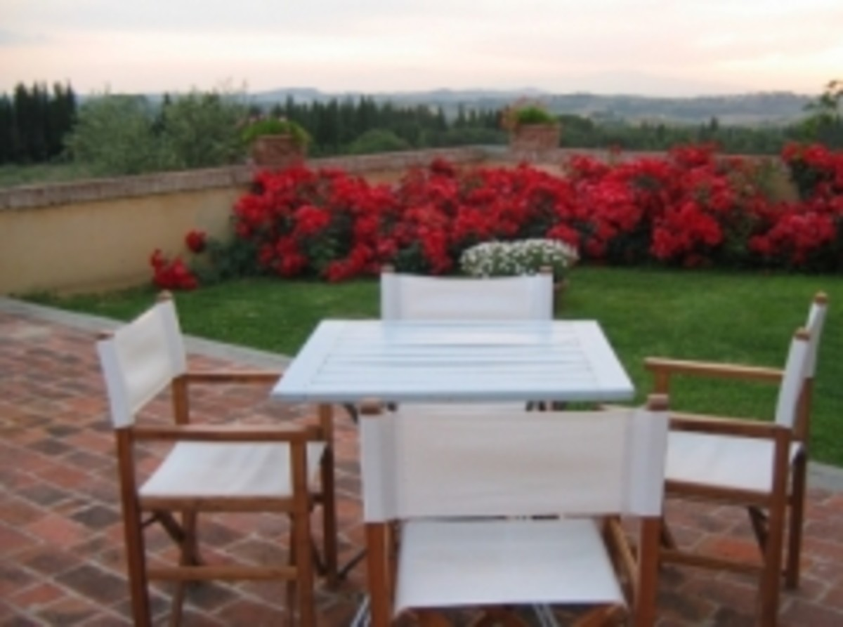 Tuscany Garden Patio Ideas to Create Amazing Outdoor Tuscany Living Spaces