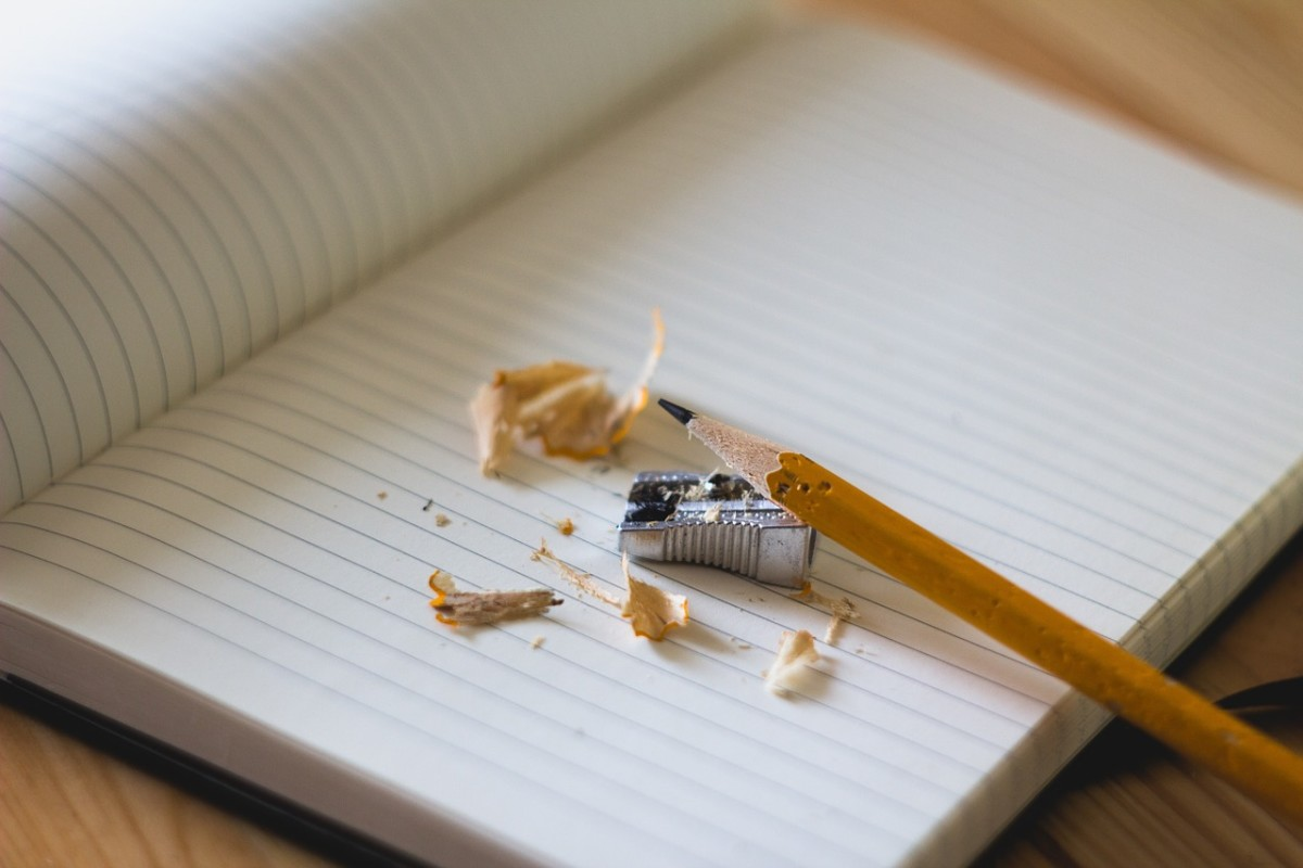 Consider writing your first draft in a notebook instead of on a computer.
