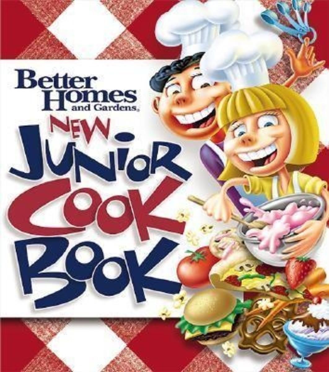 2004 Junior Cook Book