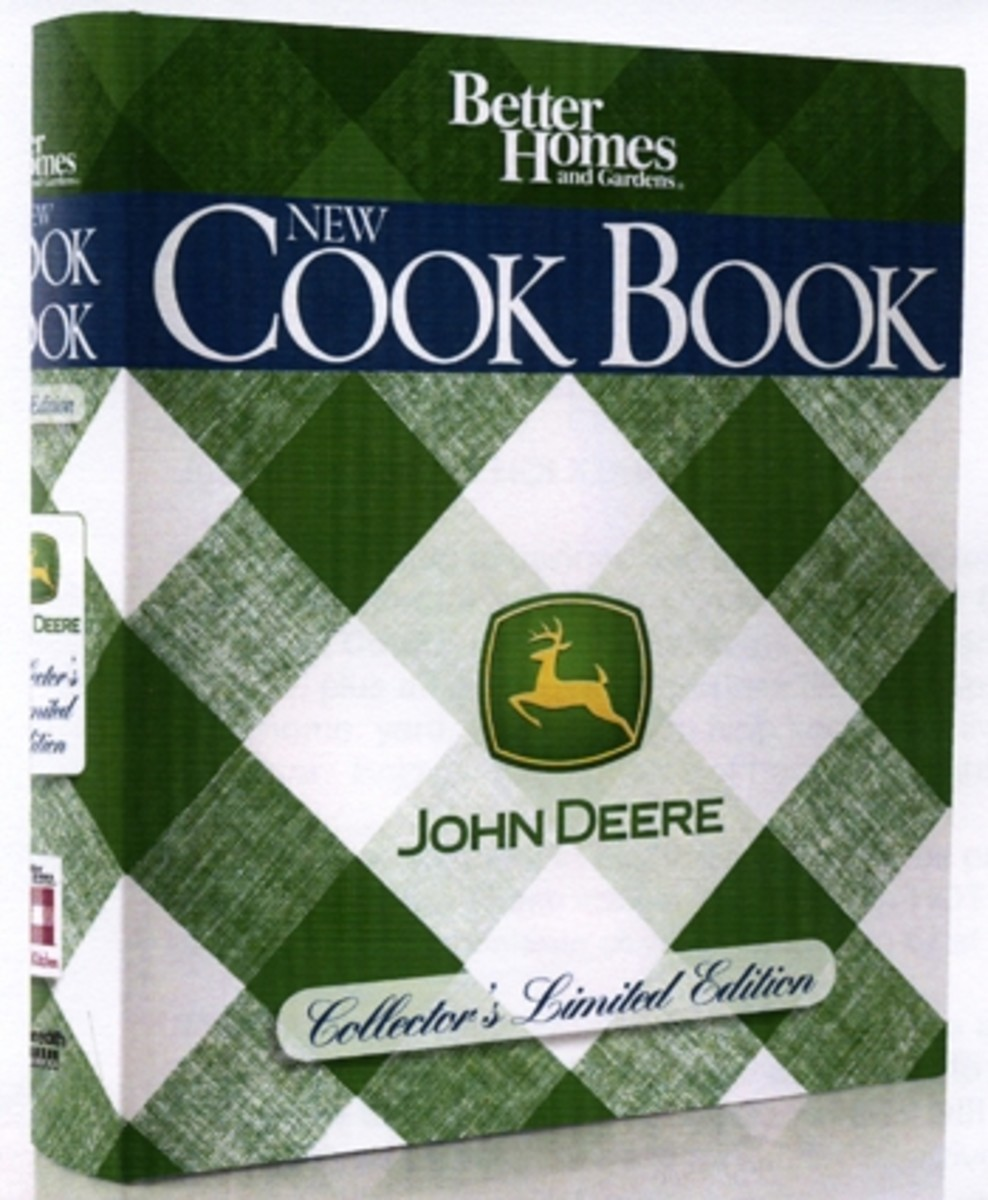 John Deere Collector's Limited Edition Better Homes and Gardens Cook Book (14th Ed)