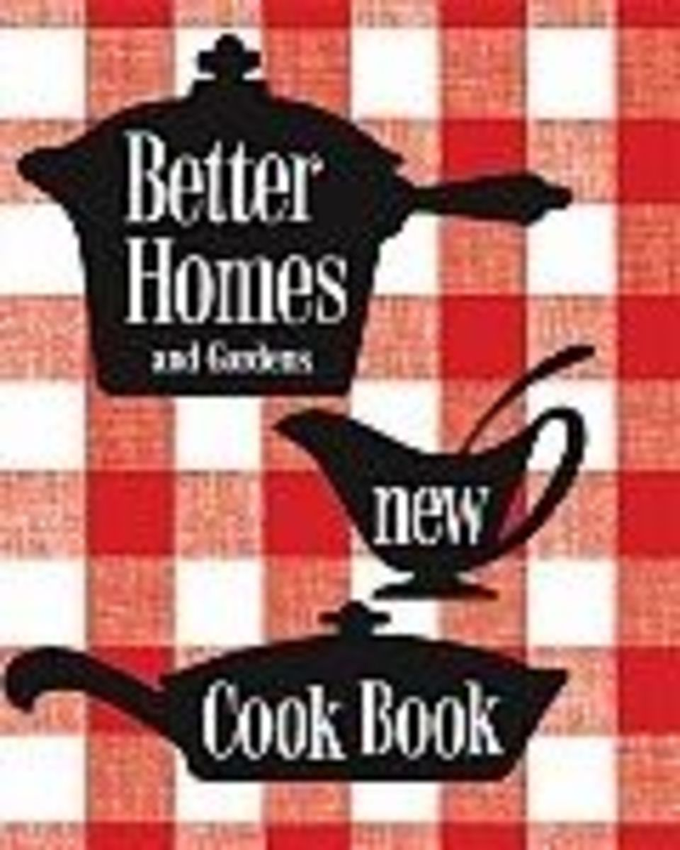 Better Homes And Gardens New Cookbook 15th Edition Hubpages