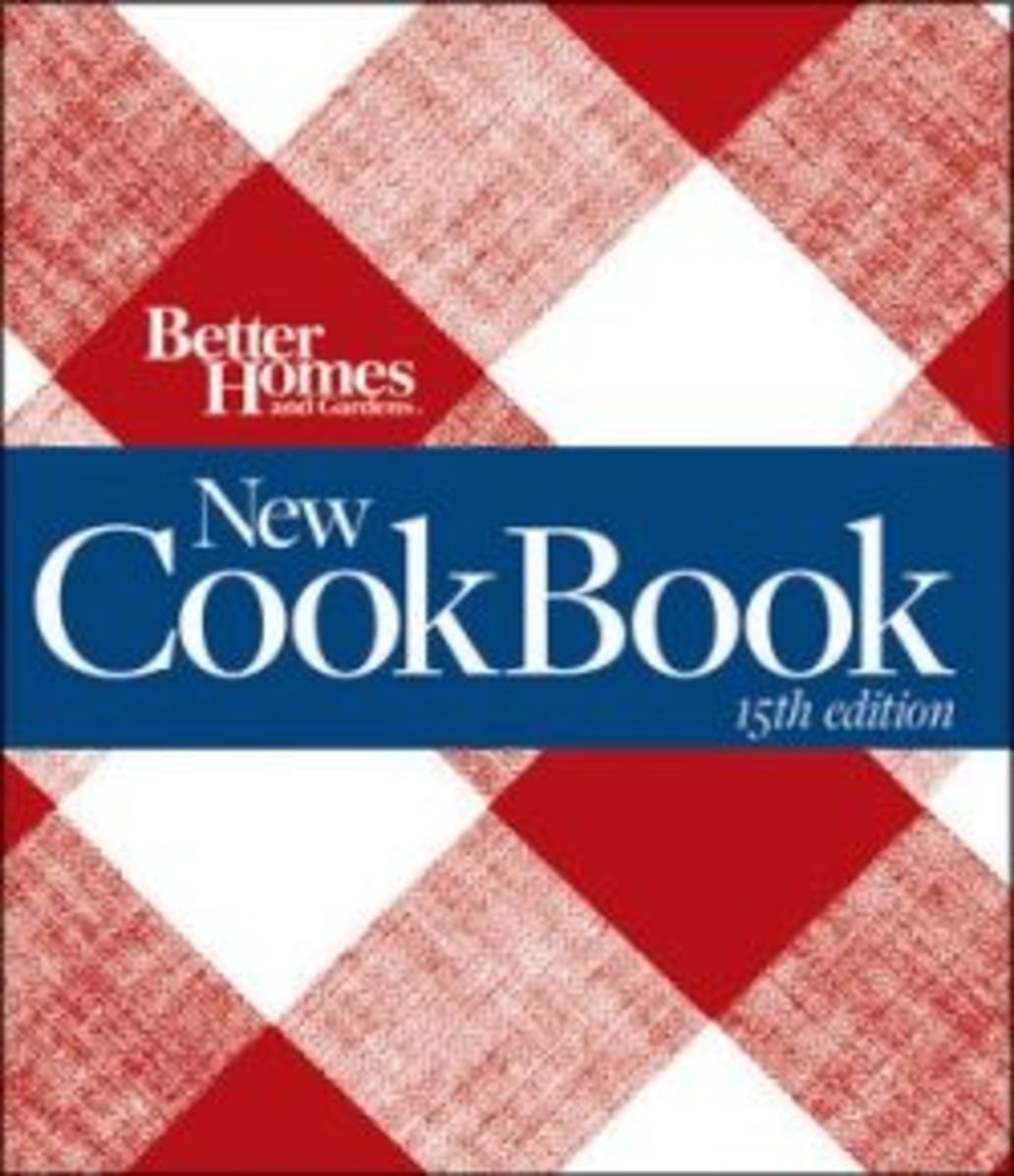 Better Homes and Gardens New Cookbook 15th Edition