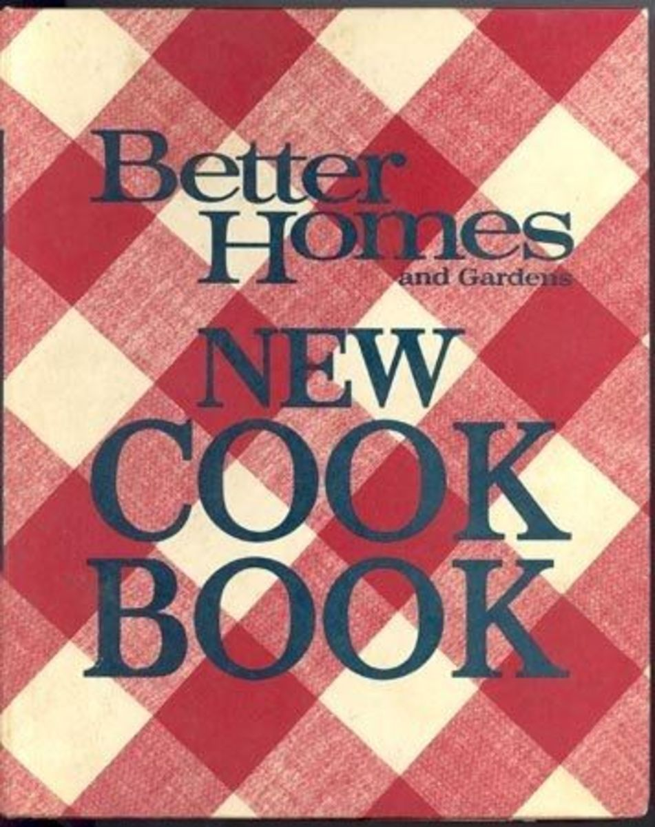 New Cook Book 1976