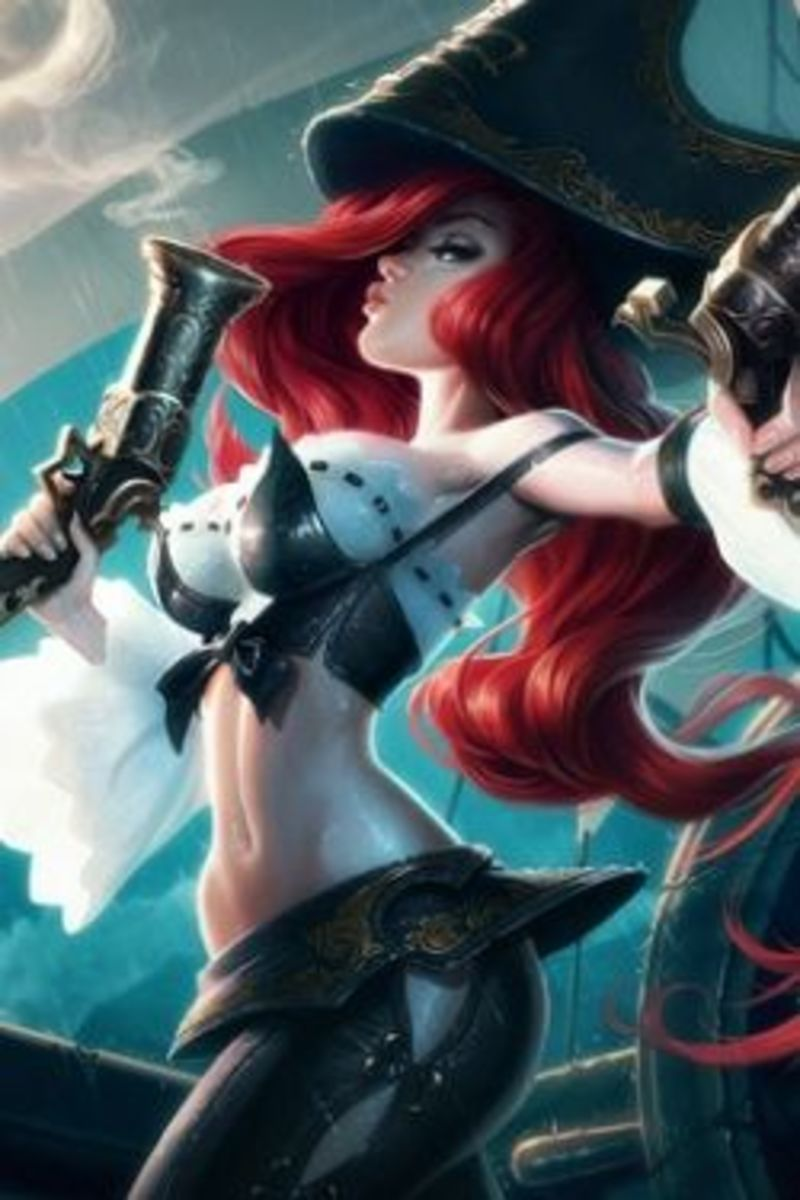 League of Legends - Miss Fortune Guide and Build