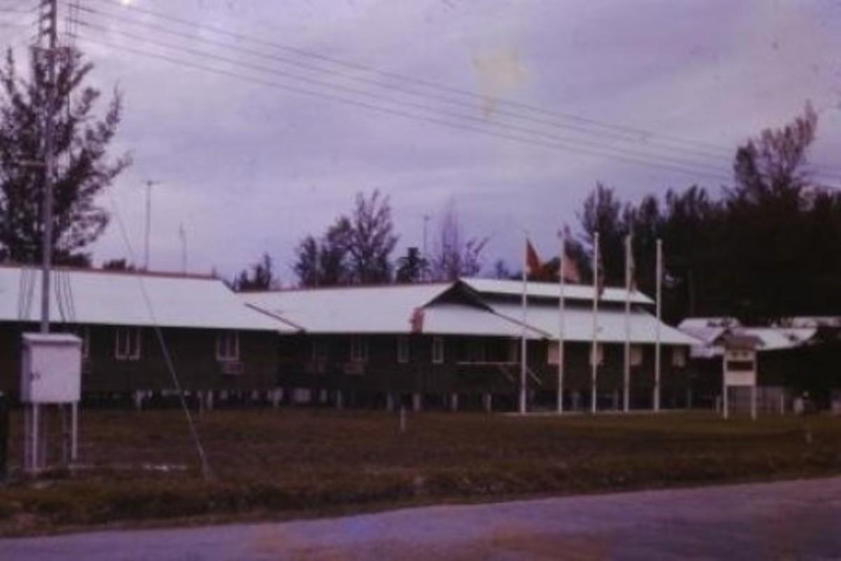 HQ Building Borneo Operations?