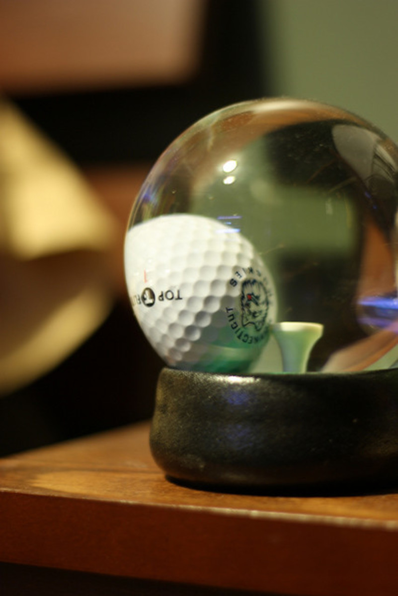 Stocking Stuffer Gifts for Golfers