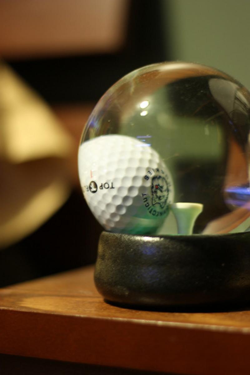 Gag Gift for Golfer