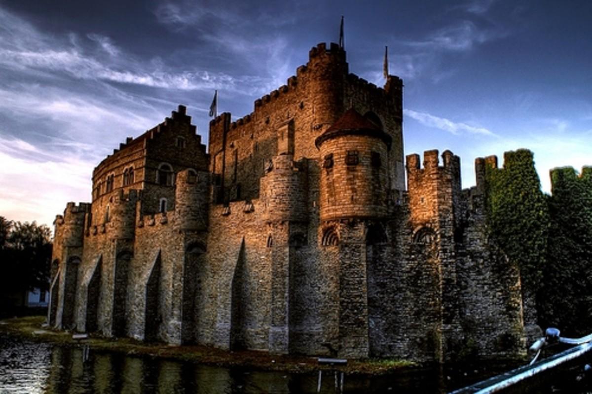 Gravensteen Castle Belgium