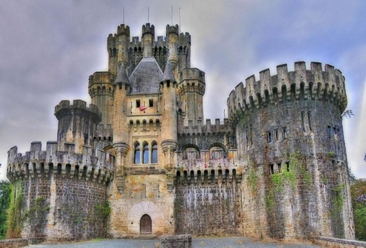 Butrón Castle Spain