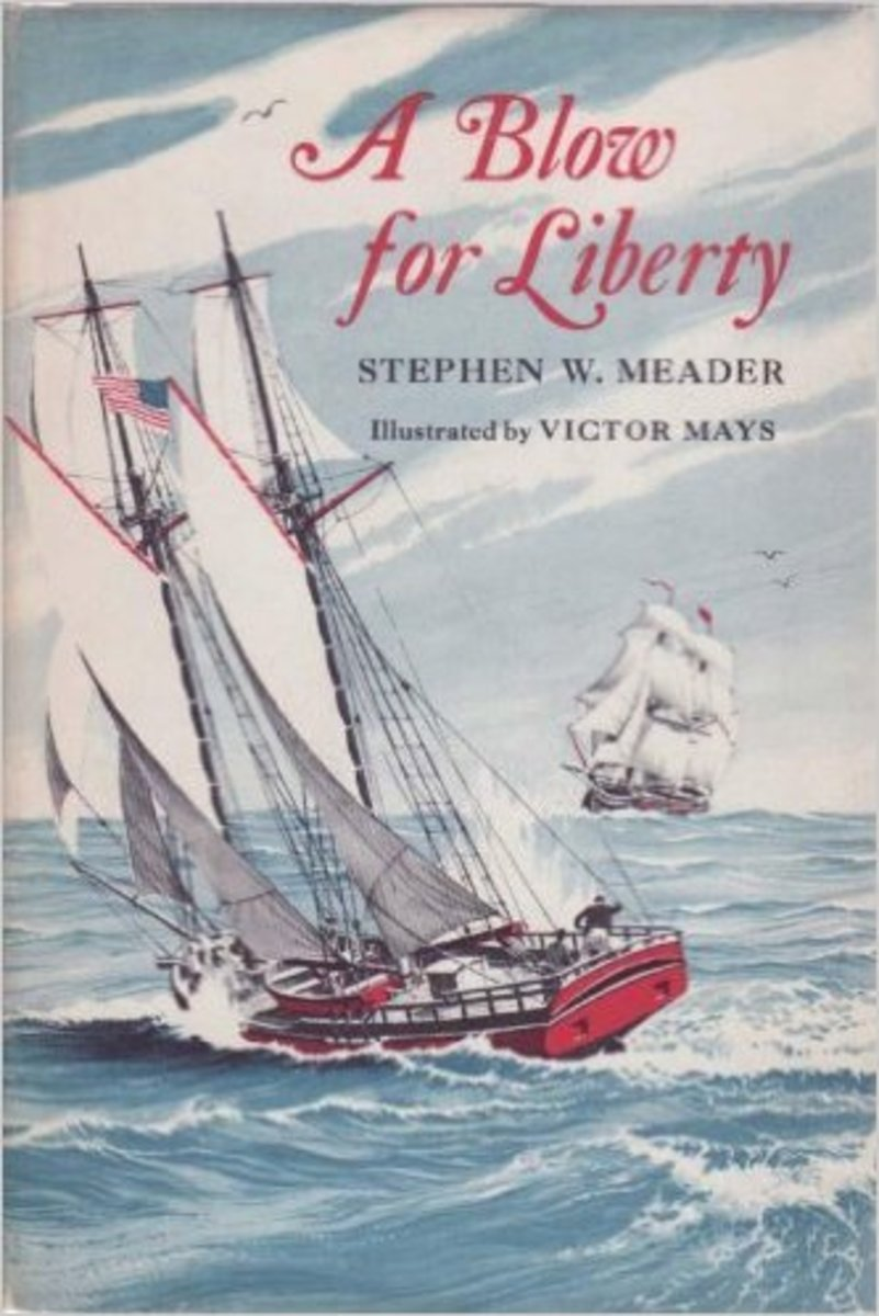 A Blow for Liberty by Stephen W. Meader