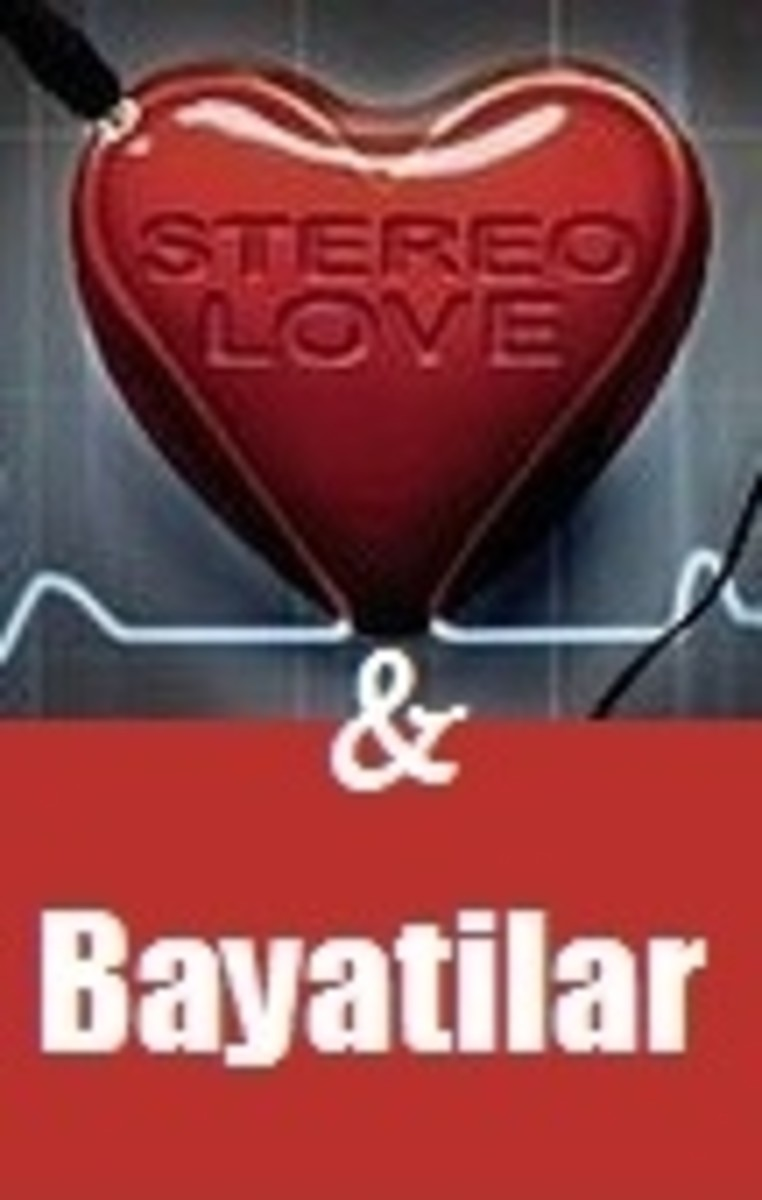 Copyright issue Stereo Love