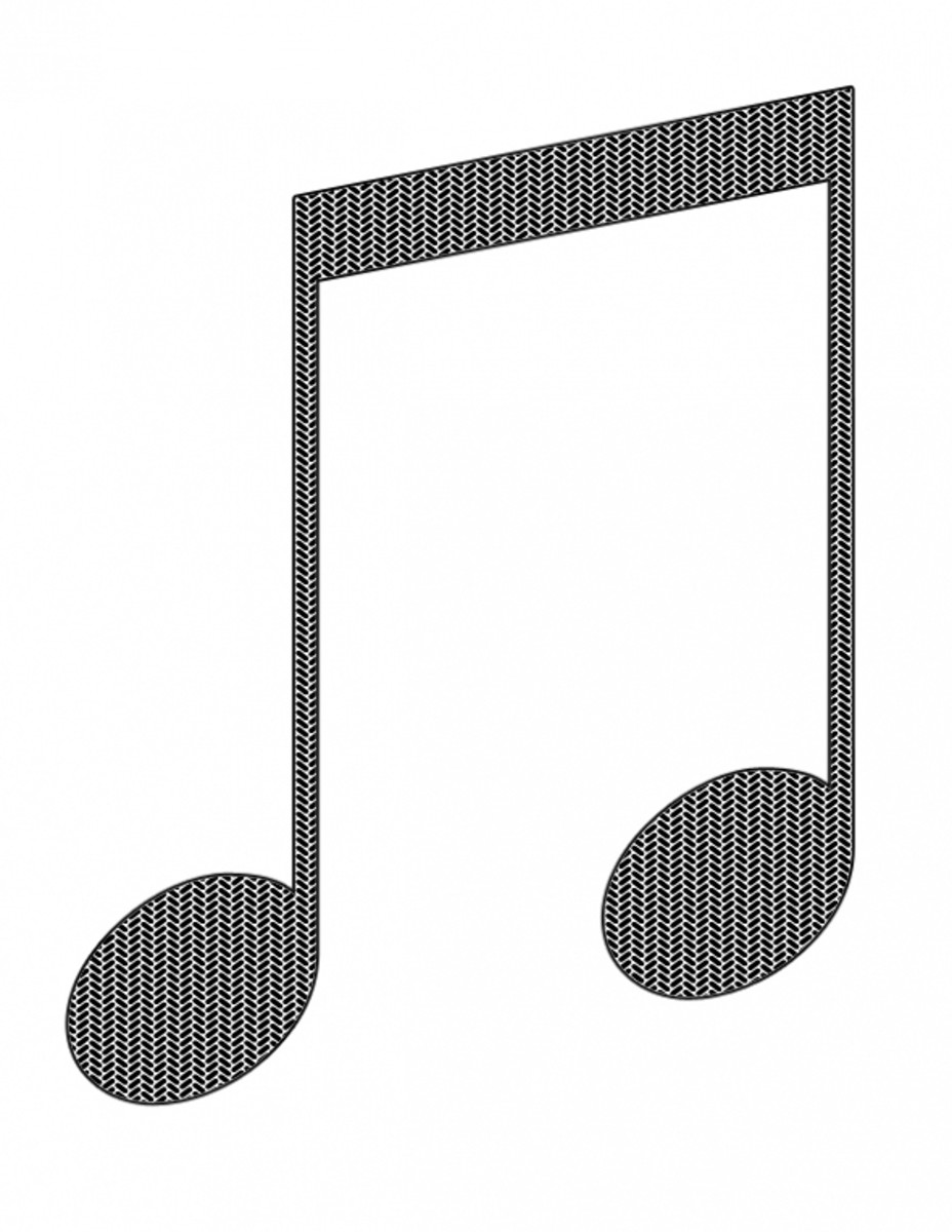 Eighth Notes Clipart Free
