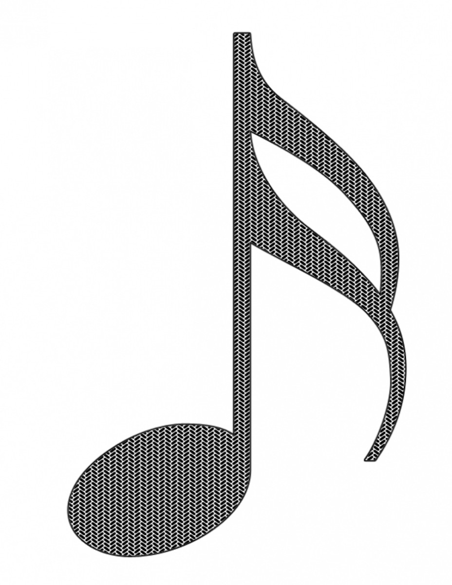 Sixteenth Note Clipart Free