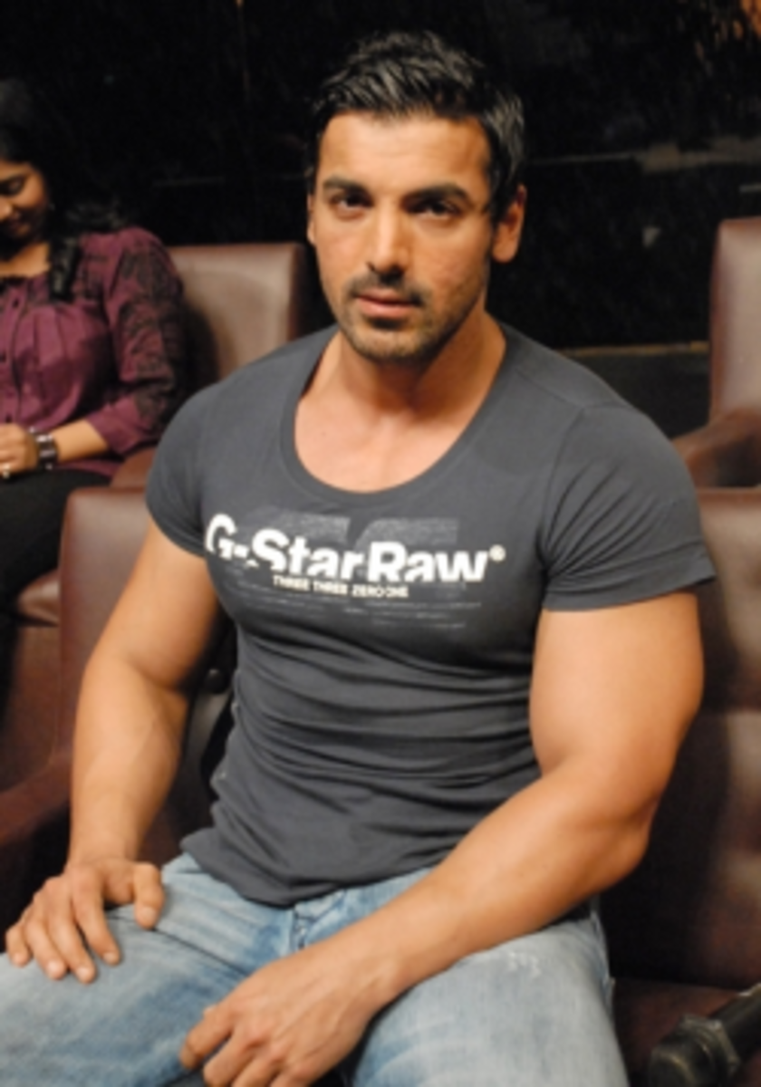 John Abraham Workout And Diet