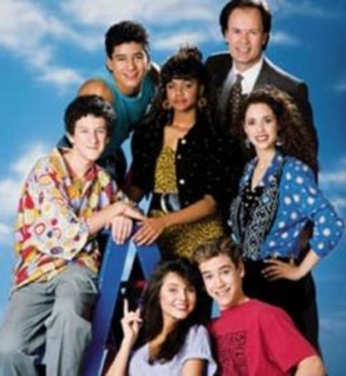 Save by The Bell Cast