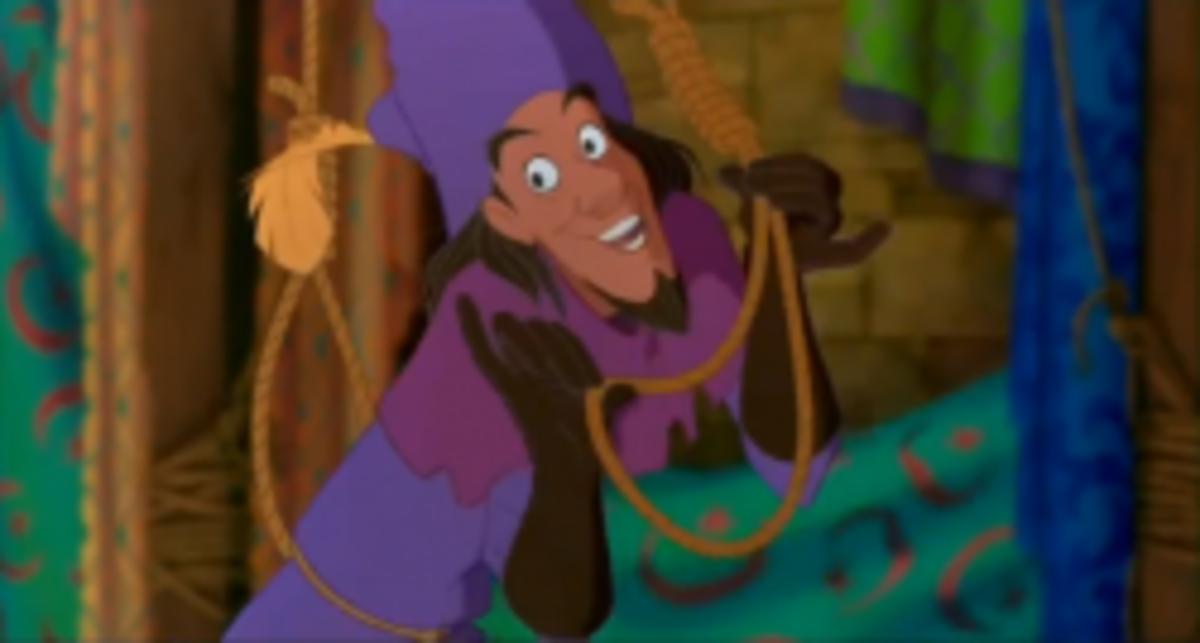 Disney's Clopin