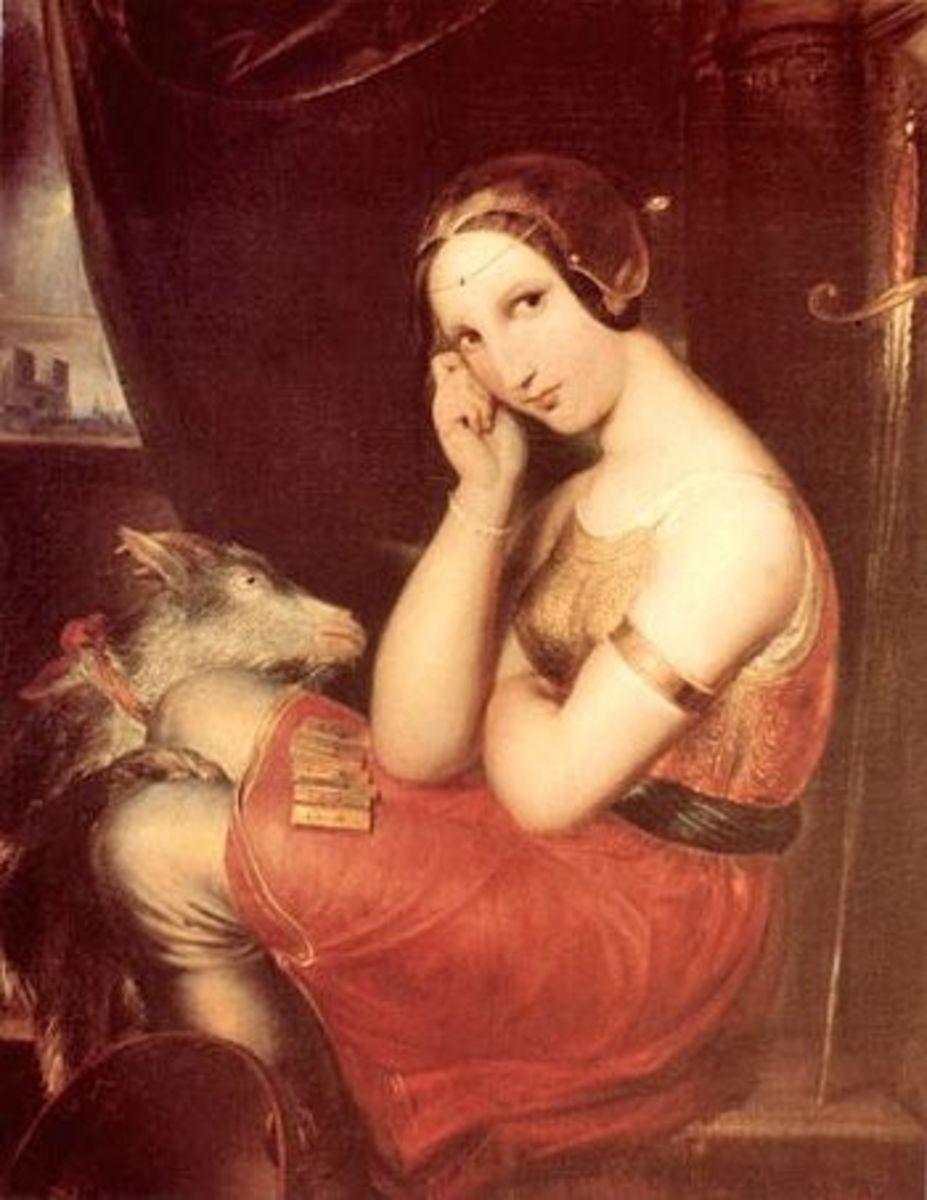 Esmeralda Antoine Wiertz