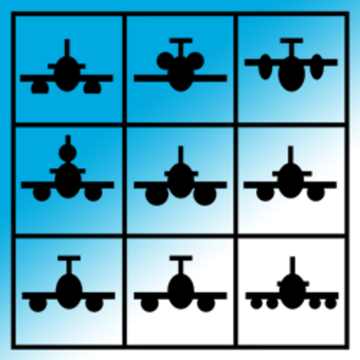 Commercial Aircraft Identification Hubpages