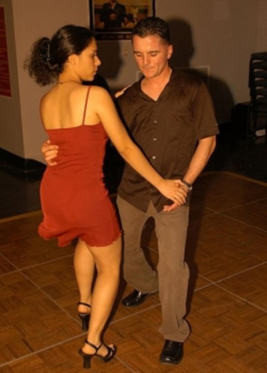 Social Dancing in Flagstaff, Arizona