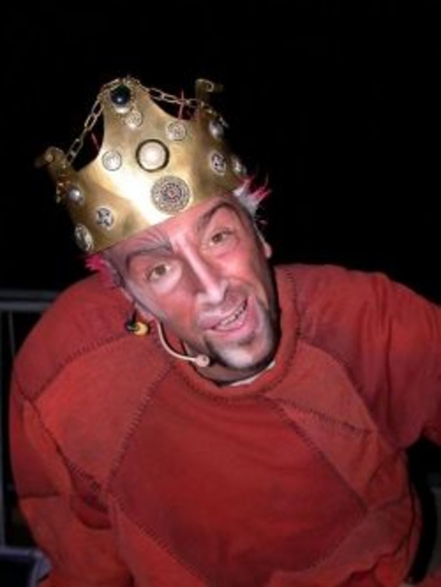 Luca Maggiore as Quasimodo