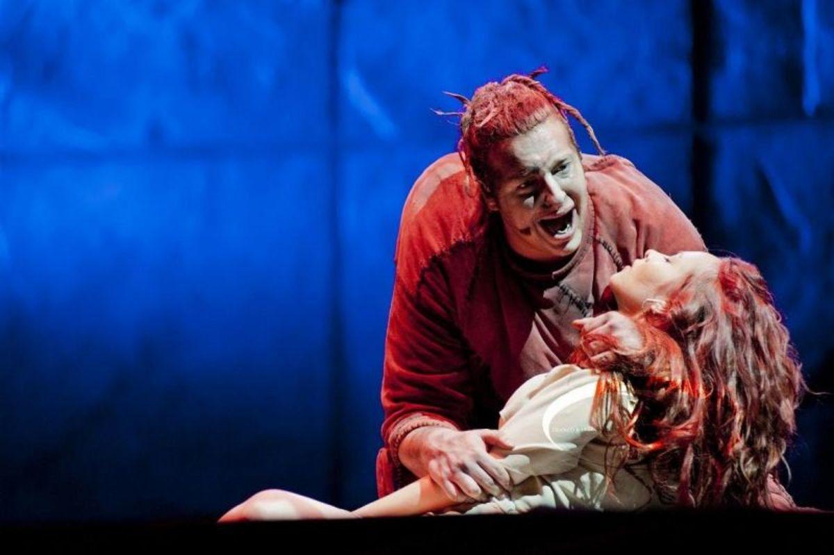 Lorenzo Campani as Quasimodo
