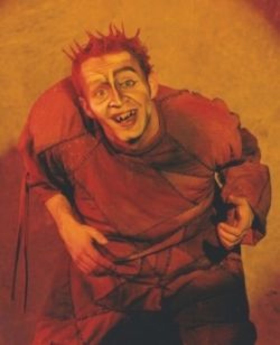 Gio Di Tonno as Quasimodo