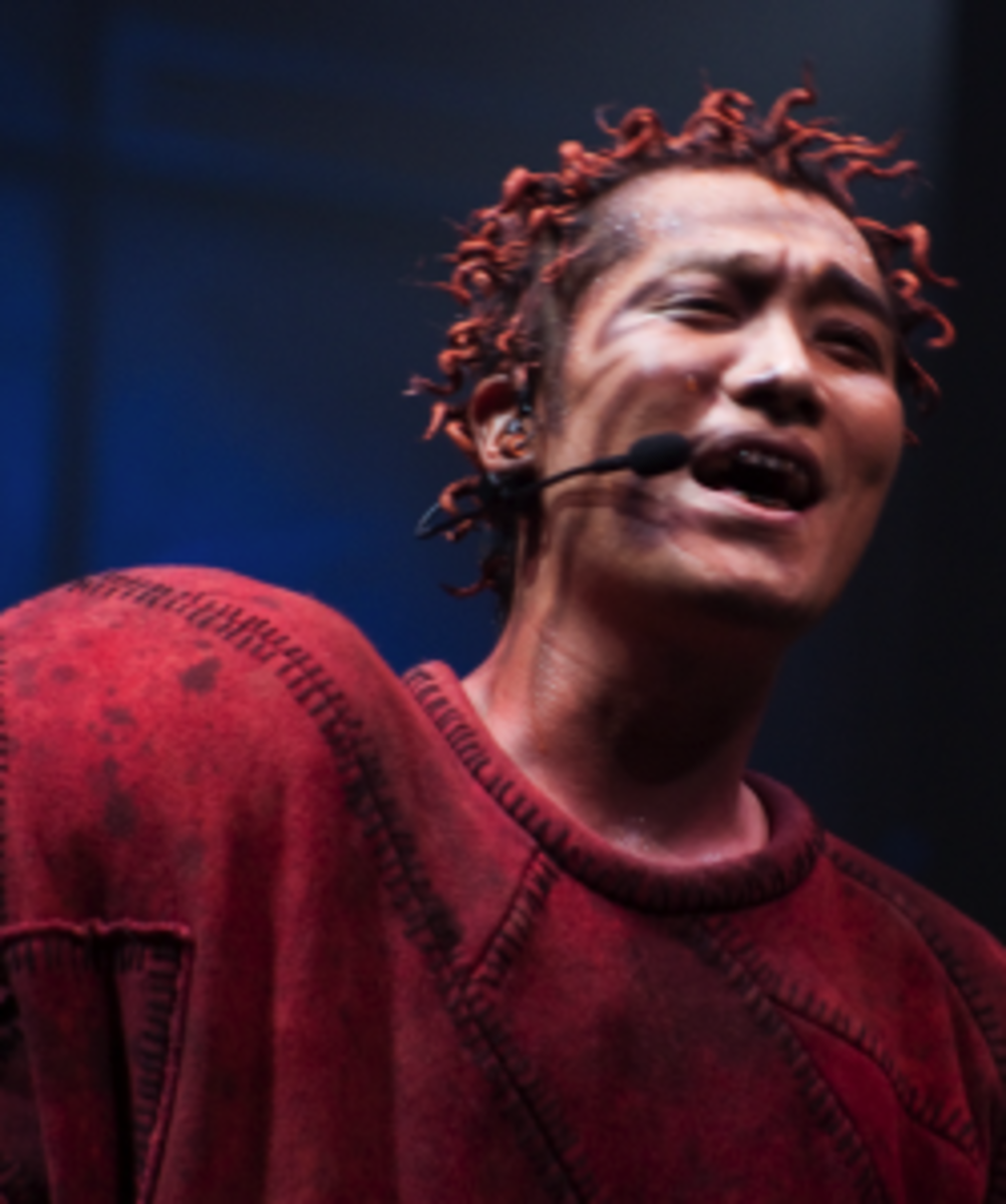Jo Sun Chang as Quasimodo